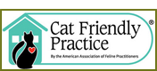 Lake Olympia is proud to be a Gold Level Cat Friendly Practice.