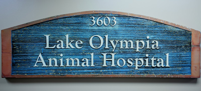 Sugar Land Veterinarian Glenn Lakes Sign